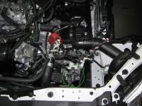 Пример места установки замка КПП Gearlock