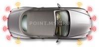 ParkMaster PLUS BS-6651 парктроник со слежением слепых зон