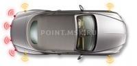 ParkMaster PLUS BS-2651 парктроник со слежением слепых зон