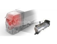 Thermo Pro 90 пример установки на грузовик