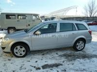 Установка парктроника, а также тонировка автомобиля Opel Astra H