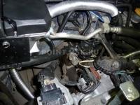 Установка жидкостного подогревателя Webasto на автомобиль Subaru Impreza