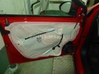 Установка шумоизоляции на двери Chevrolet Cruze
