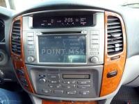 Мультимедийный центр для Toyota Land Cruiser 100
