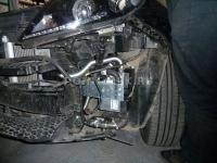 Установка жидкостного подогревателя Webasto на автомобиль KIA Sportage