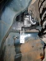 Установка жидкостного подогревателя Webasto на автомобиль Land Rover Freelander 2