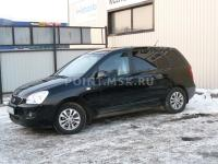 Установка жидкостного подогревателя Webasto на автомобиль Kia Carens