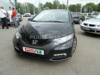 Евротонирование автомобиля Honda civic 5D пленкой San Teck HP-15
