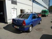 Евротонирование автомобиля Renault Logan пленкой SunTek HP 15