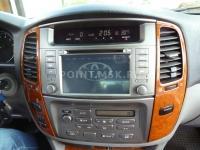 Штатная магнитола на Toyota Land Cruiser 100