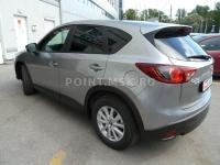 Евротонирование автомобиля Mazda CX-5 пленкой SunTek HP 15