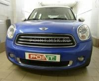 Установка Webasto на MINI Cooper S ALL 4 Countryman