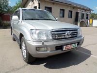 Установка мультимедиа на Toyota Land Cruiser 100