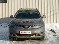 Установка жидкостного подогревателя Eberspacher на автомобиль Nissan Murano
