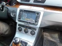Установка мультимедиа на VW Passat B6