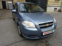 Тонирование стекол Chevrolet Aveo 4D 2012 пленкой SunTek HP 5