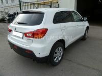 Евротонирование автомобиля Mitsubishi ASX пленкой SunTek HP 5