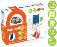 StarLine AS96 v2 BT 2CAN+4LIN 2SIM LTE-GPS