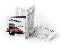 Pandora DXL 3910 - сигнализация для авто