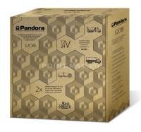 Сигнализация Pandora DX 5200