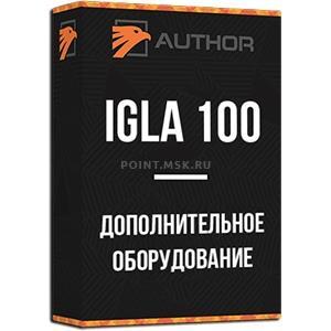 IGLA 100 - реле блокировки двигателя по CAN-шине