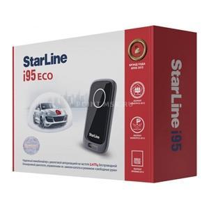 StarLine i95 Eco иммобилайзер управляющий замком капота