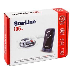 StarLine i95 Lux иммобилайзер с управлением замком капота