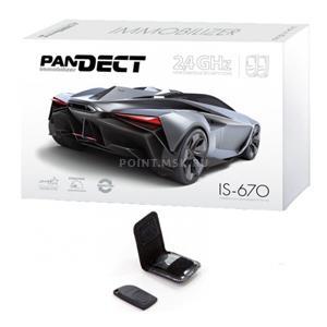 Pandect IS-670 иммобилайзер для управления замком капота