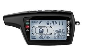 Брелок Pandora LCD DXL 078 black (для DX 50B)