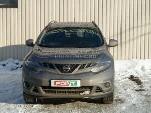 Установка подогревателя Eberspacher на Nissan Murano