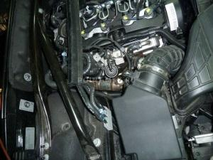 Установка подогревателя Webasto на Audi Q5