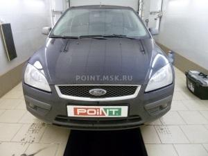 Установка Webasto на Ford Focus II