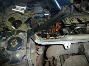 Установка Webasto на Land Rover Freelander 2