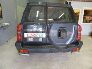 Установка Webasto на Nissan Patrol