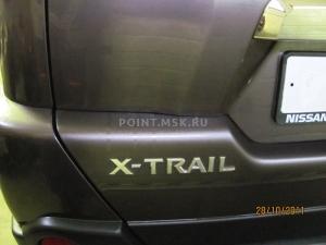 Установка подогревателя Webasto на Nissan X-Trail
