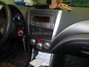 Установка Webasto на Subaru Forester