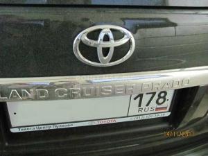 Установка подогревателя Webasto на Toyota Land Cruiser Prado 150