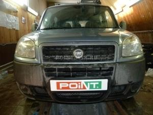 Установка Defa на Fiat Doblo