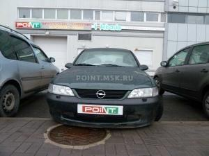 Установка Defa на Opel Vectra