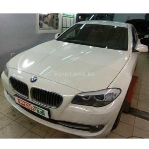 Установка подогревателя WEBASTO на BMW 525 TDi (F10)