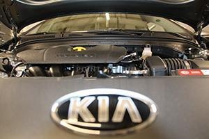Установка противоугонного комплекса на Kia Cerato 2020
