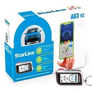 StarLine A63 v2 2CAN+2LIN