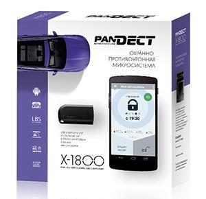 Pandect X-1800