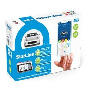 StarLine A63 CAN+LIN GSM