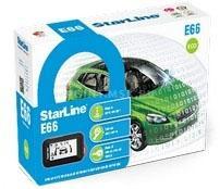 StarLine E66 BT GSM + GPS