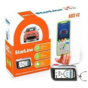 StarLine A93 V2 GSM